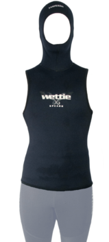 Wettie Hooded Vest 3mm