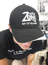 Dive Zone Cap